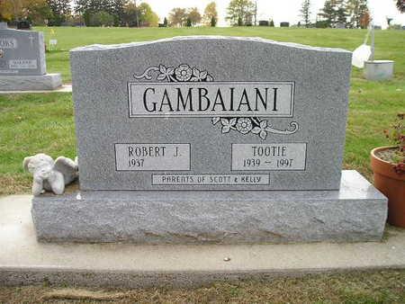 GAMBAIANI, TOOTIE - Bremer County, Iowa | TOOTIE GAMBAIANI