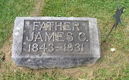 GARNER, JAMES C. - Bremer County, Iowa | JAMES C. GARNER