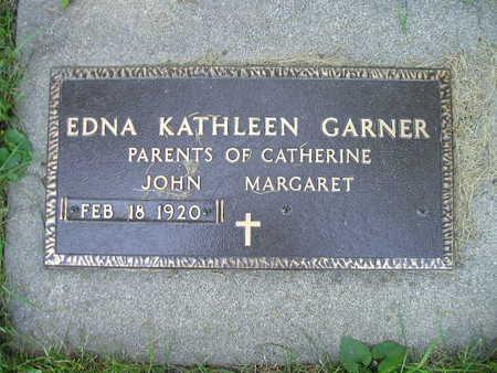 GARNER, RDNA KATHLEEN - Bremer County, Iowa | RDNA KATHLEEN GARNER