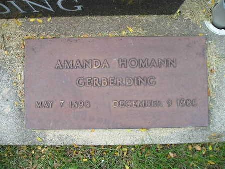 GERBERDING, AMANDA - Bremer County, Iowa | AMANDA GERBERDING