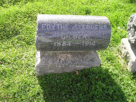 GILBERT, EDYTHE - Bremer County, Iowa | EDYTHE GILBERT