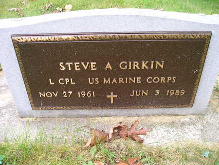 GIRKIN, STEVE A - Bremer County, Iowa | STEVE A GIRKIN