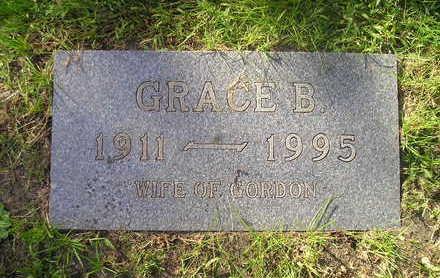 GOODSPEED, GRACE B. - Bremer County, Iowa   GRACE B. GOODSPEED