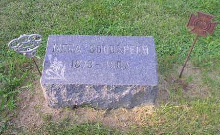 GOODSPEED, MEDA - Bremer County, Iowa | MEDA GOODSPEED