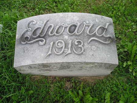 GORS, EDWARD - Bremer County, Iowa | EDWARD GORS