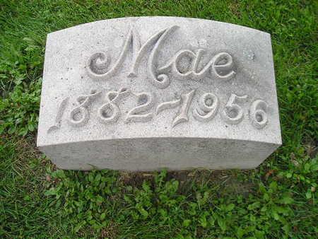 GORS, MAE - Bremer County, Iowa | MAE GORS