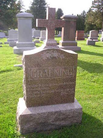 GRAENING, FAMILY - Bremer County, Iowa | FAMILY GRAENING
