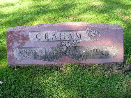 GRAHAM, CARRIE R - Bremer County, Iowa | CARRIE R GRAHAM