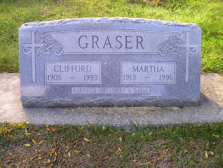 GRASER, CLIFFORD - Bremer County, Iowa | CLIFFORD GRASER