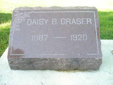 GRASER, DAISY S - Bremer County, Iowa | DAISY S GRASER