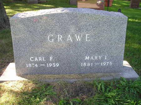 GRAWE, CARL F - Bremer County, Iowa | CARL F GRAWE