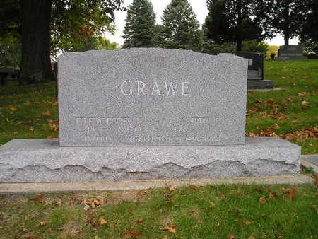 GRAWE, FREDERICK C - Bremer County, Iowa | FREDERICK C GRAWE