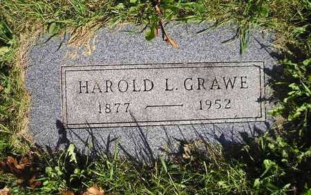 GRAWE, HAROLD L - Bremer County, Iowa   HAROLD L GRAWE