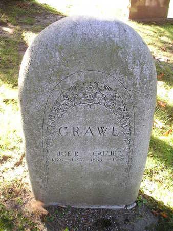 GRAWE, JOE R - Bremer County, Iowa | JOE R GRAWE