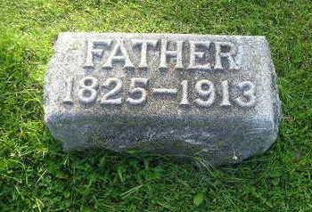 GRAY, FATHER - Bremer County, Iowa   FATHER GRAY