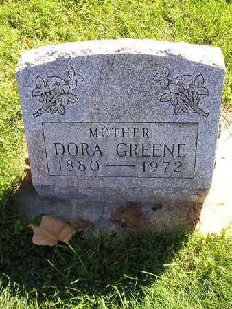 GREENE, DORA - Bremer County, Iowa | DORA GREENE