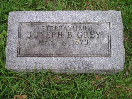 GREY, JOSEPH B - Bremer County, Iowa | JOSEPH B GREY