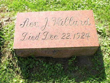 GRIFFITH, J WILLARD - Bremer County, Iowa   J WILLARD GRIFFITH