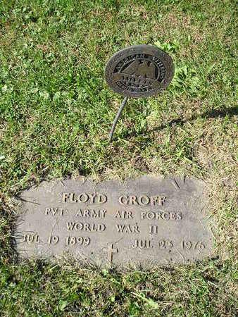 GROFF, FLOYD - Bremer County, Iowa | FLOYD GROFF