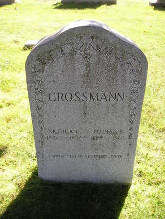GROSSMANN, LOUISE E - Bremer County, Iowa | LOUISE E GROSSMANN