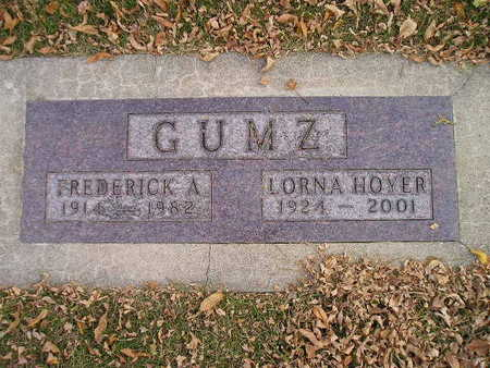 HOYER GUMZ, LORNA - Bremer County, Iowa | LORNA HOYER GUMZ