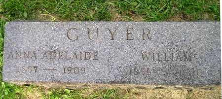 GUYER, WILLIAM - Bremer County, Iowa | WILLIAM GUYER