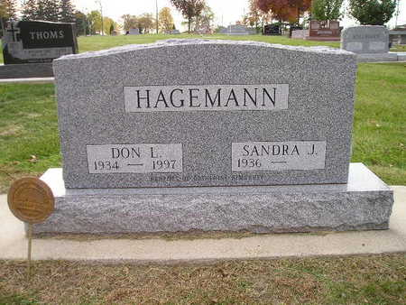 HAGEMANN, SANDRA J - Bremer County, Iowa | SANDRA J HAGEMANN