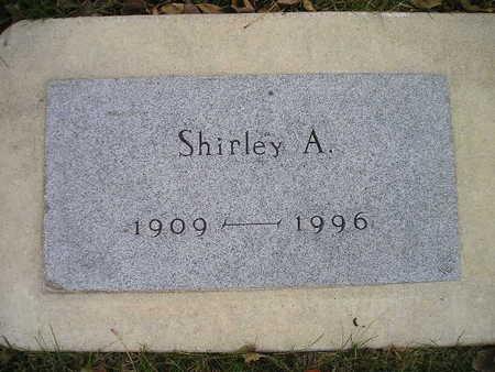 HAGEMANN, SHIRLEY A - Bremer County, Iowa | SHIRLEY A HAGEMANN