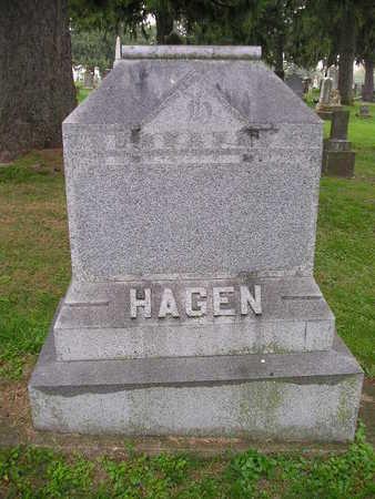 HAGEN, HENRY - Bremer County, Iowa | HENRY HAGEN