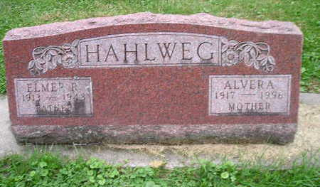 HAHLWEG, ALVERA - Bremer County, Iowa | ALVERA HAHLWEG