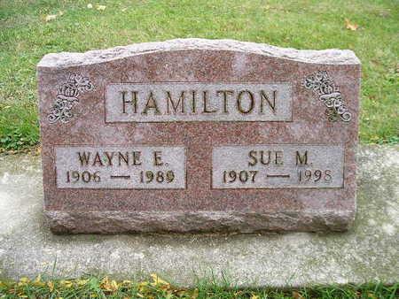 HAMILTON, WAYNE E - Bremer County, Iowa | WAYNE E HAMILTON