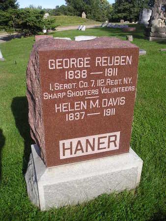HANER, HELEN M - Bremer County, Iowa | HELEN M HANER