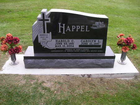 HAPPEL, CAROLYN L - Bremer County, Iowa | CAROLYN L HAPPEL