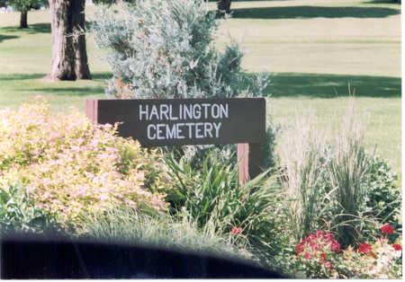 HARLINGTON, CEMETERY - Bremer County, Iowa | CEMETERY HARLINGTON