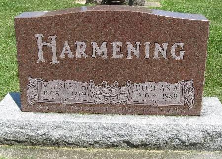 HARMENING, DORCAS A. - Bremer County, Iowa | DORCAS A. HARMENING