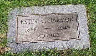 HARMON, ESTER C - Bremer County, Iowa | ESTER C HARMON
