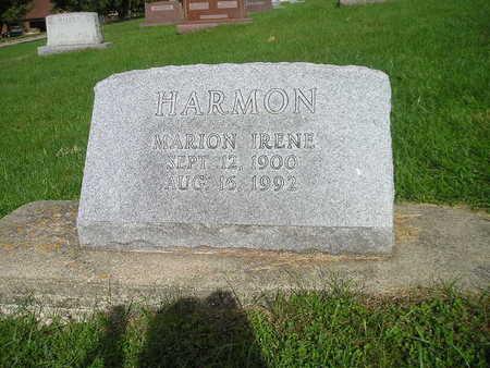 HARMON, MIRIAM IRENE - Bremer County, Iowa | MIRIAM IRENE HARMON