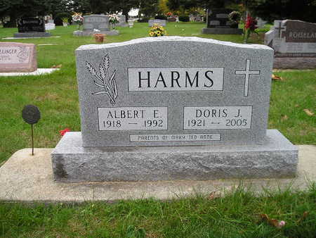 HARMS, ALBERT E - Bremer County, Iowa | ALBERT E HARMS