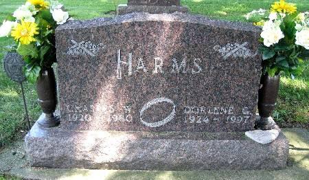 HARMS, DORLENE G. - Bremer County, Iowa | DORLENE G. HARMS