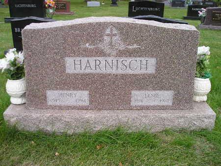 HARNISCH, HENRY - Bremer County, Iowa | HENRY HARNISCH