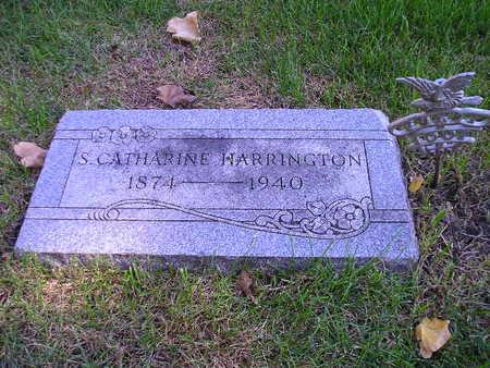 HARRINGTON, S CATHARINE - Bremer County, Iowa | S CATHARINE HARRINGTON