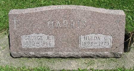 HARRIS, HULDA C. - Bremer County, Iowa | HULDA C. HARRIS