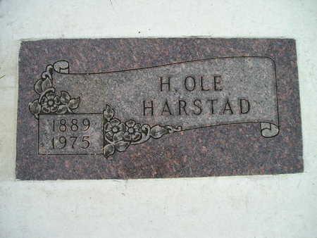HARSTAD, H OLE - Bremer County, Iowa   H OLE HARSTAD
