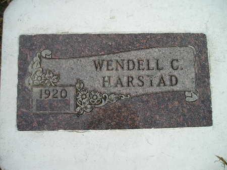 HARSTAD, WENDELL G - Bremer County, Iowa | WENDELL G HARSTAD