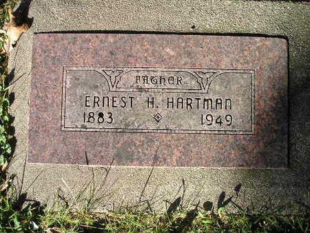 HARTMAN, ERNEST H - Bremer County, Iowa | ERNEST H HARTMAN