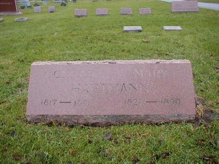 HARTMANN, MARY - Bremer County, Iowa   MARY HARTMANN