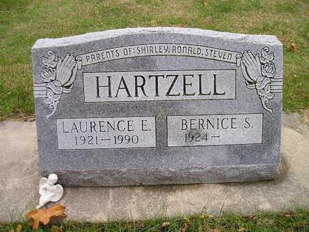 HARTZELL, LAURENCE E - Bremer County, Iowa | LAURENCE E HARTZELL