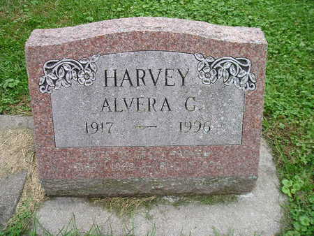 HARVEY, ALVERA G - Bremer County, Iowa   ALVERA G HARVEY