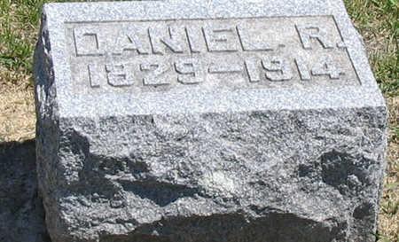 HATCH, DANIEL R. - Bremer County, Iowa | DANIEL R. HATCH