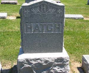 HATCH, FAMILY - Bremer County, Iowa | FAMILY HATCH